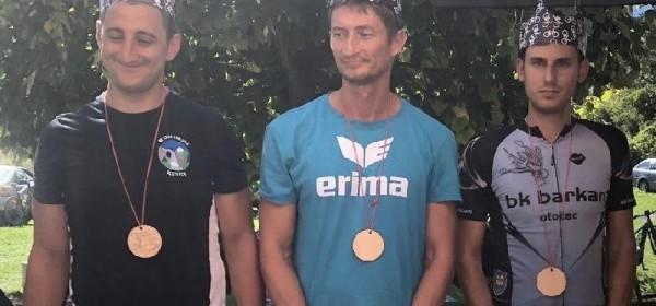 Barkanovac Alen Marić ponovno na pobjedničkom postolju