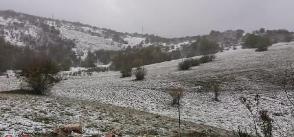 Ljubovo pod snijegom