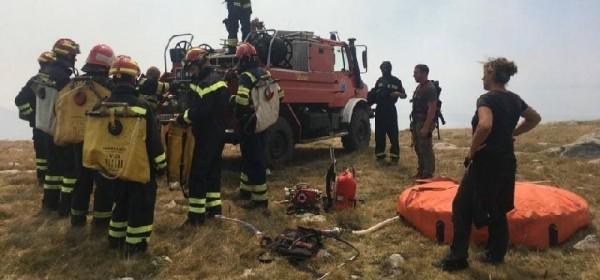 Apel građanima: Neodgovorno paljenje na otvorenom nepotrebno izlaže vatrogasce zarazi korona virusom