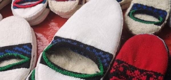 Radionica izrade coklji i suknenih čarapa