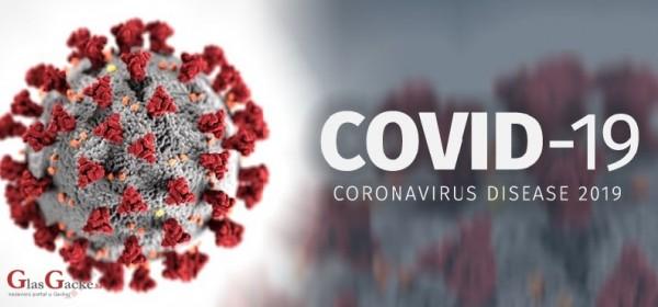 Ne raste broj oboljelih osoba od koronavirusa u Ličko-senjskoj županiji