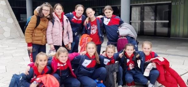 Mlade rukometašice Gospića krenule s proljetnim dijelom prvenstva