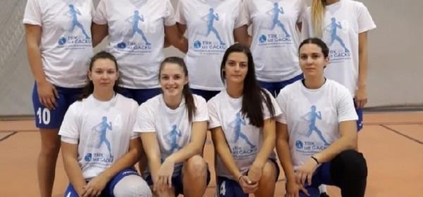 Odigrano 1.kolo Prve ženske košarkaške lige, ŽKK Otočac – ŽKK Borovje 50:60