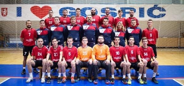 """Seniori Rukometnog kluba """"Gospić"""" nakon duže pauze nastavljaju svoju borbu za ulazak u 2.ligu"""