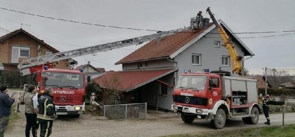 4. smjena vatrogasaca stigla u Petrinju