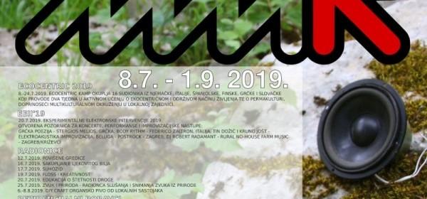 Volonterski kamp i festival u Lovincu