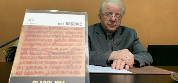 """Predstavljanje knjige mons.dr.Mile Bogovića """"Glagoljica – bitna odrednica hrvatskog identiteta"""""""