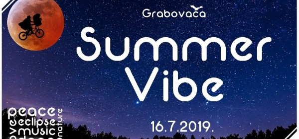 """Dnevno-noćni piknik u Grabovači """"Summer Vibe"""""""