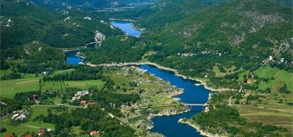 Počeci izgradnje hidroenergetskog sustava HE Senj iskorištavanjem energetskih potencijala rijeka Like i Gacke