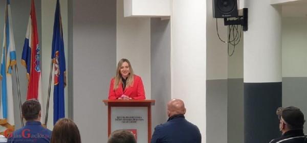 Jasna Orešković Brkljačić, kandidat HDZ-a za zamjenicu župana