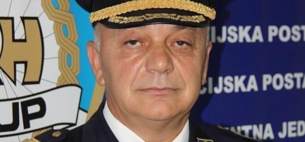Umro Josip Biljan načelnik Policijske uprave ličko-senjske
