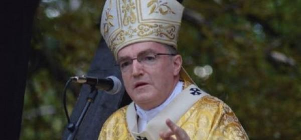 Kardinal Bozanić na proslavi Blagovijesti u Gospiću