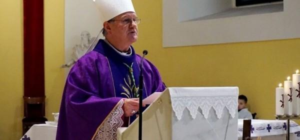 Korizmeno-uskrsna poruka biskupa Zdenka Križića