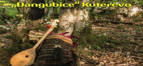 """KUD """"Dangubice"""" Kuterevo snimio drugi audio CD """"PROŠETA MOMČE KROZ SELO""""."""