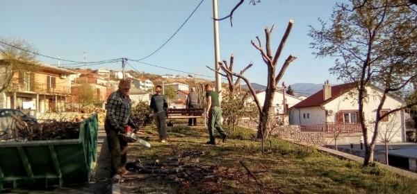 Aktivan Mjesni odbor Trbušnjak u Senju!