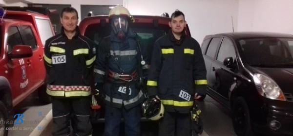 "Senjski vatrogasci sudjelovali na ""Zagreb Firefighter Stair Challenge"""
