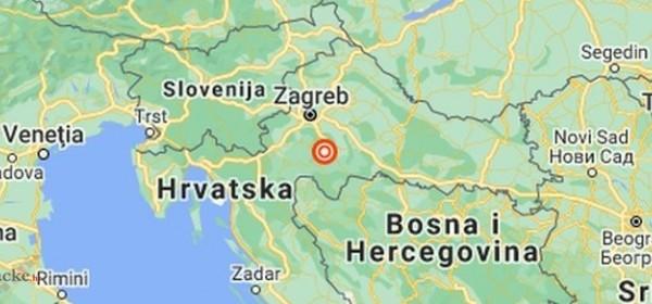 Dva nova potresa jačine 4,7 i 4,8 po Richteru oko 6:15 pogodila središnju Hrvatsku