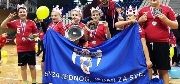 Rukometaši prvaci Hrvatske i u dječacima 2008. godišta