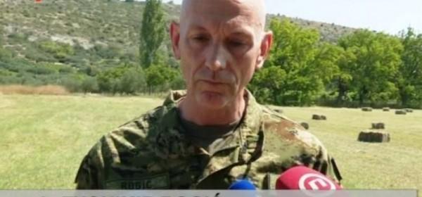 """Pukovnik Rogić: Predstavljena bespilotna letjelica """"ORBITER 3"""""""