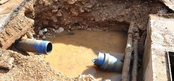 Zbog puknuća cijevi Korenica bez vode do 10,00 sati