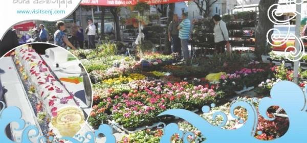 Festival od rožicov u Senju 3. i 4. svibnja