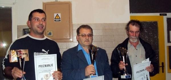 Održano prvenstvo Ličko-senjske županije u šahu