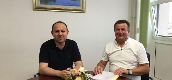 Završeni radovi izgradnje sanitarne i oborinske odvodnje te prelaganje vodovodnog ogranka u ulici Stjepana Radića u Senju
