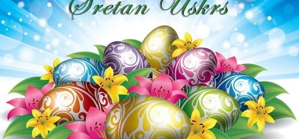 Sretan Uskrs želi vam redakcija portala GlasLike.hr