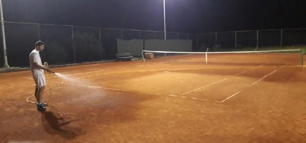 Kreće tenis u Gospiću