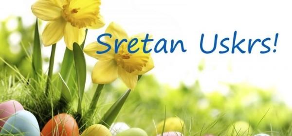 Sretan Uskrs želi vam redakcija portala