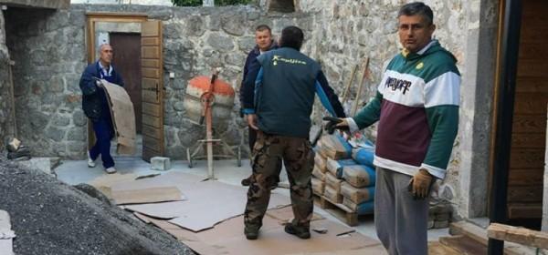 Udruga branitelja Uskok Senj pri kraju s radovima uređenja Lipice