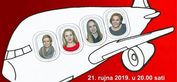 """Sutra svi na predstavu """"Žene u crvenom """""""