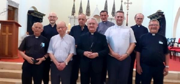 """Održana godišnja sjednica kanonika kaptola """"Sv. Marije"""""""