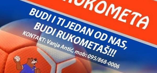 RK Gospić upisuje nove članove