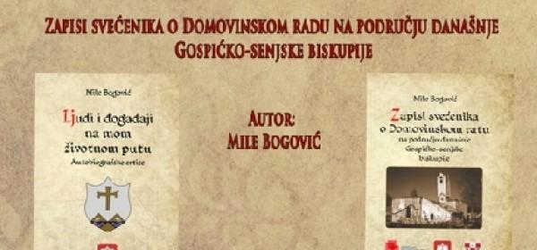 Predstavljanje dvije knjige M. Boigovića