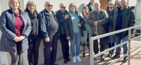 Međunarodni dan bijeloga štapa obilježen u Gospiću