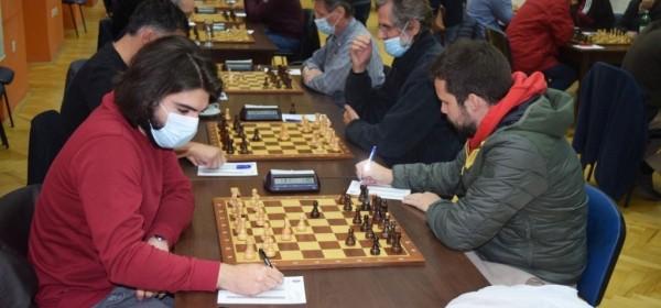 Počela takmičenja u 2. i 3. Hrvatskoj šahovskoj ligi Zapad