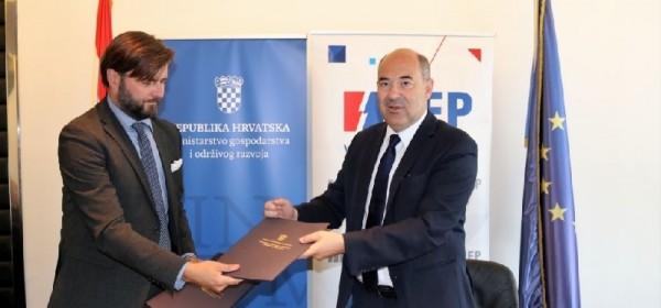 Potpisan Sporazum o pripremi i provedbi strateškog projekta Hidroenergetski sustav Kosinj