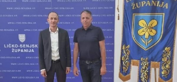 Župan Petry održao sastanak s državnim tajnikom Središnjeg državnog ureda za obnovu i stambeno zbrinjavanje Gordanom Hanžekom